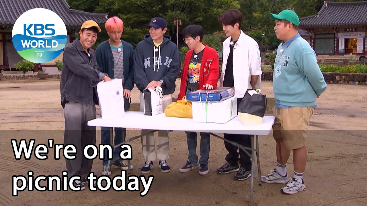 Download We're on a picnic today (2 Days & 1 Night Season 4 Ep.94-1) | KBS WORLD TV 211010