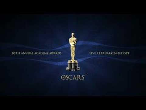 """""""80th Annual Academy Awards"""" Animation"""