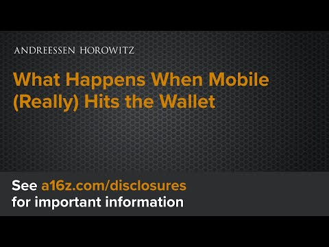 What Happens When Mobile (Really) Hits the Wallet