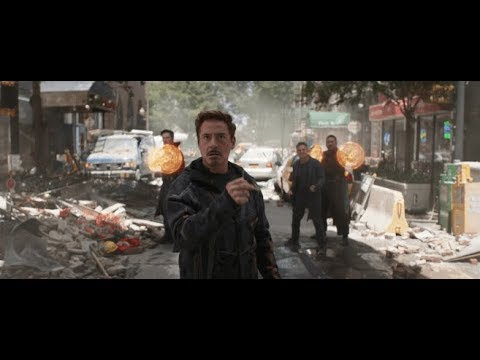 Extended Ironman Suit-Up Scene | Avengers: Infinity War