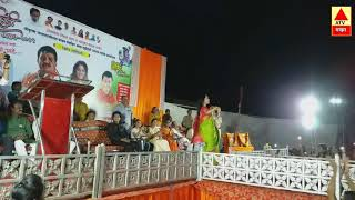 "Live dance on ""Apsara Aali"" by Sonali Kulkarni,in Digras"