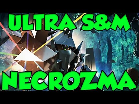 New Necrozma Feature? What It Means For Pokemon Ultra Sun and Ultra Moon!