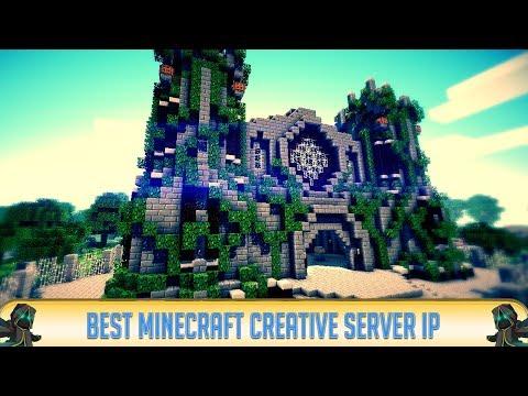 Minecraft 1.10 CREATIVE SERVER! (IP in Desc.) | World Edit | Redstone | Best Minecraft Server