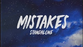Standalone - Mistakes (Lyrics)
