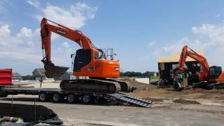 Video still for Demo FT 60 4 LP Loading Excavator