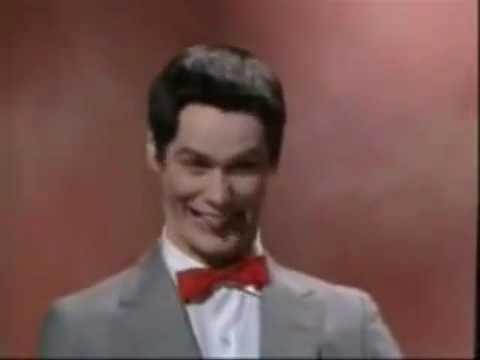 Jim Carrey as Pee Wee Herman