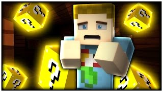 Minecraft: SPOOKY LUCKY BLOCK RACE - Custom Lucky Blocks