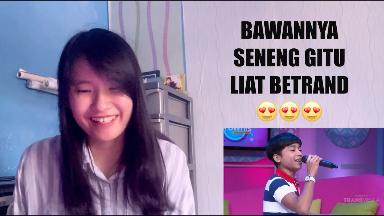 REACTION HAPPY FAMILY - BETRAND PETO PUTRA ONSU LIVE BRONIES