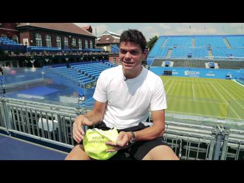 Anything But Tennis with Milos Raonic