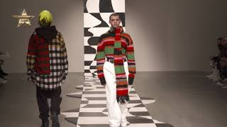 LIAM HODGES London Fashion Week Men's Fall/Winter 2018-19