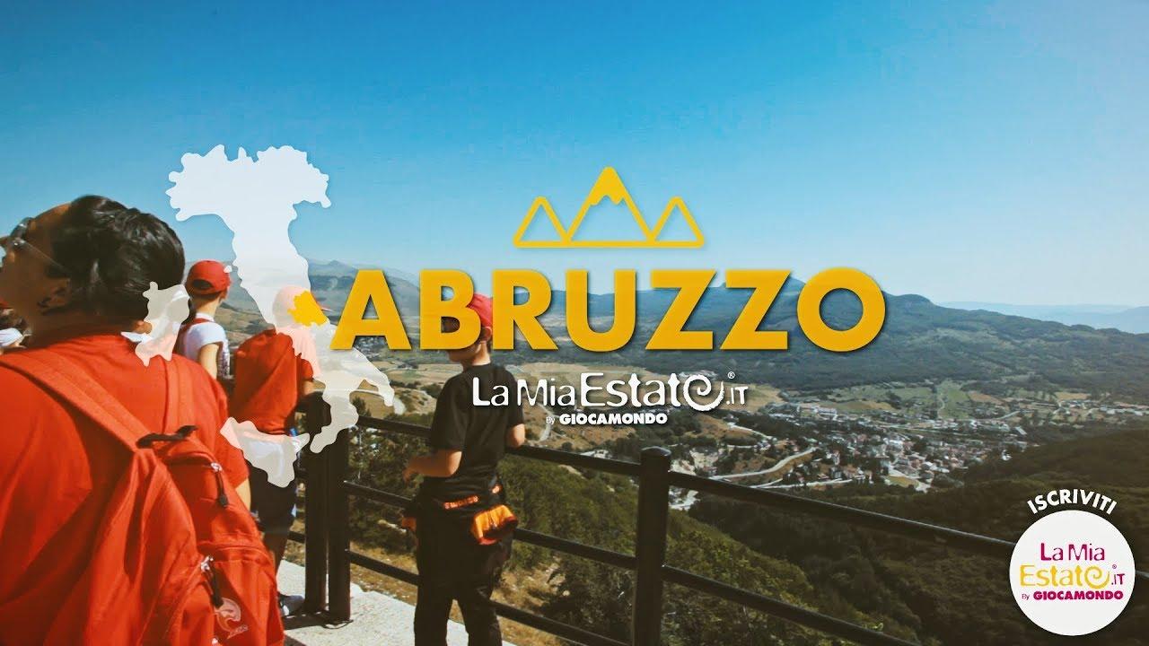 Soggiorni estivi per ragazzi La Mia Estate - ABRUZZO MONTAGNA - YouTube