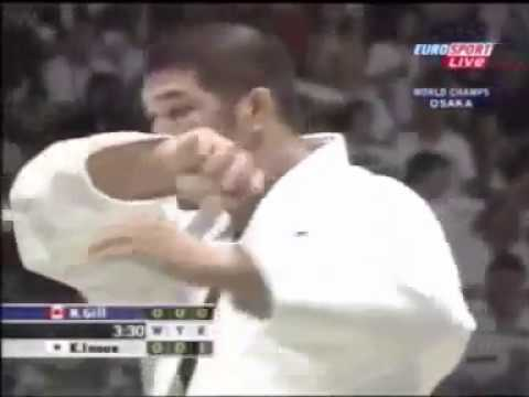 JUDO 2003 World Championships Osaka