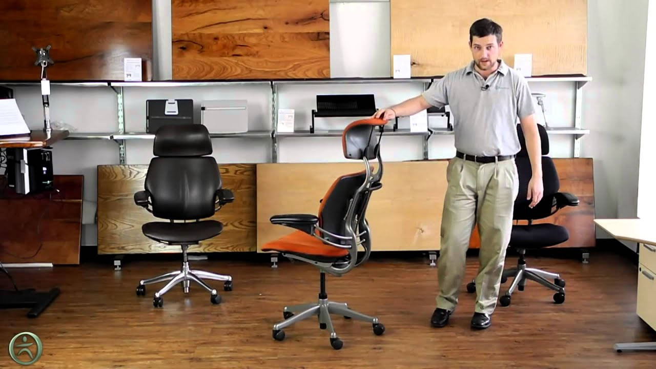 humanscale freedom chair review the human solution human office polska youtube - Freedom Chair