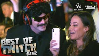 Best Of Twitch #152 DrDisrespect Streamer Of The Year | Pokimane & 39Daph Drama | Jakenbake Exposed