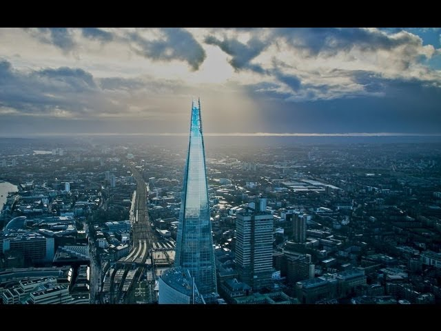 A Trip to The Shard London