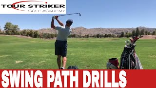 Drills to Use with Tour Striker Smart Bag   Martin Chuck   Tour Striker Training Products