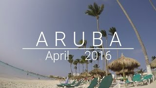 Our Trip To One Happy Island (Aruba 2016)