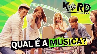 vuclip ÍDOLOS COREANOS CANTANDO EM PORTUGUÊS ft. K.A.R.D   Kpop idols singing in portuguese ft KARD