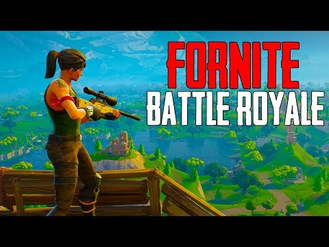 NEW FREE TO PLAY FORTNITE BATTLE ROYALE - Fornite Battle Royale Gameplay #1