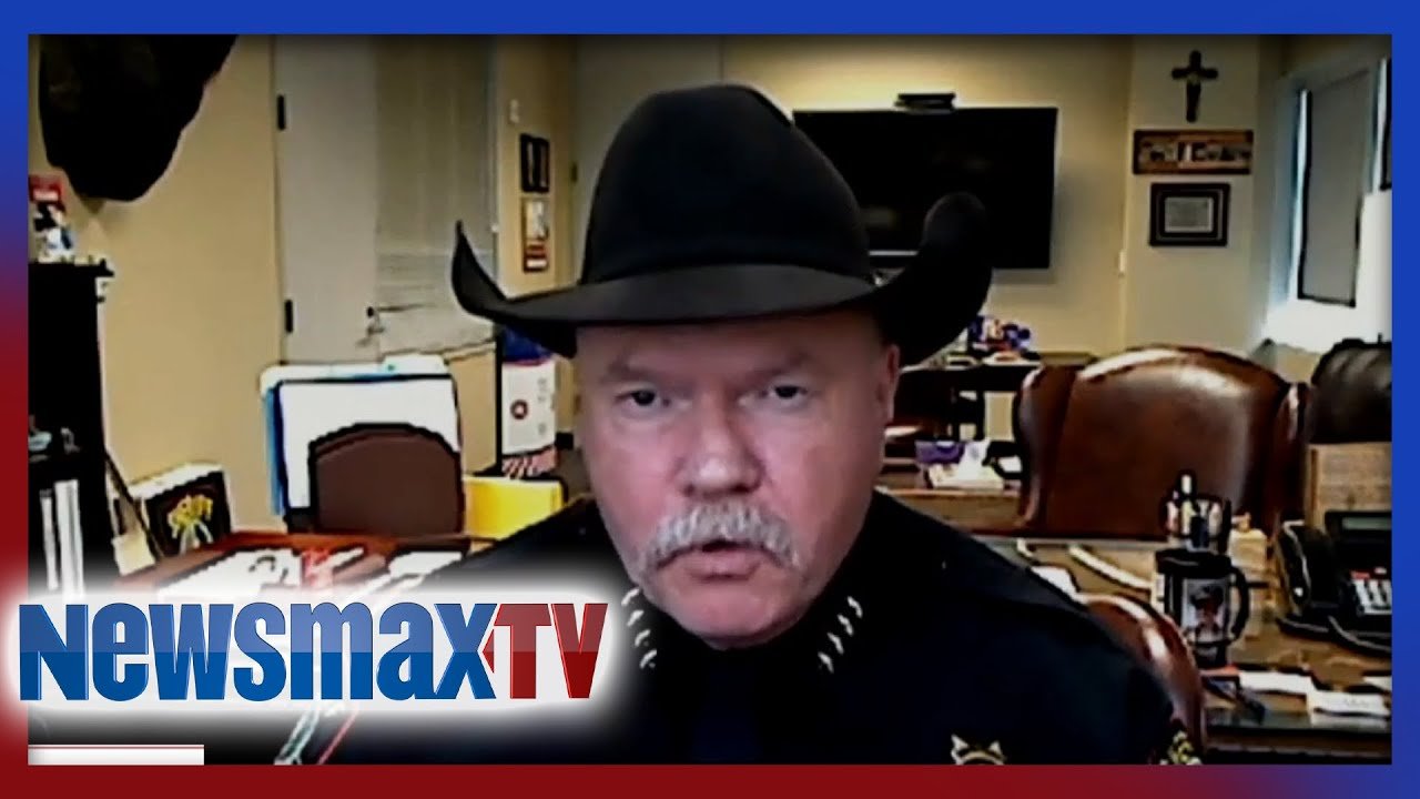 Virus at the border: Texas Sheriff responds to 'racism' claims