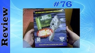 reel fishing set with fission rod controller playstation 1