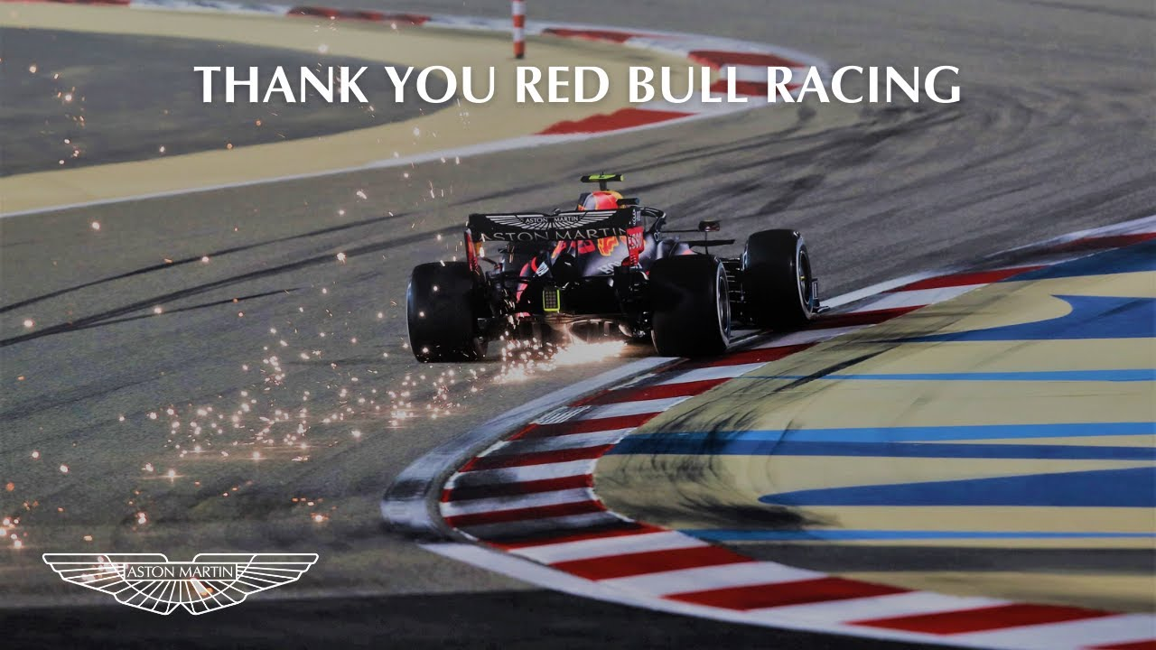 Thank You Red Bull Racing Youtube