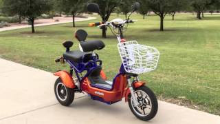 EW-27 EWheels Fast CROSSOVER Pre-Mobility Scooter at Electric Vehicle Mall
