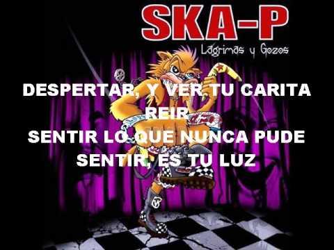 Ska-P Que puedo decir con Letra