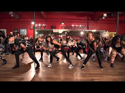 Chris Brown   Poppin   WilldaBeast Adams & Janelle Ginestra Choreography   @chrisbrown @timmilgr