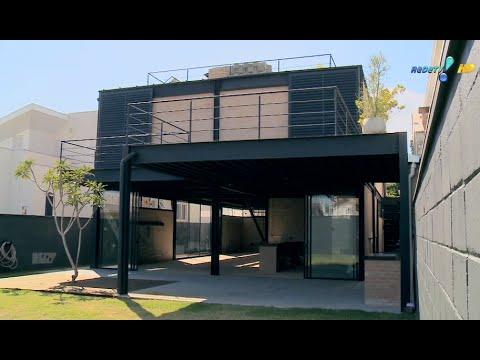 Casas modernas imagens de planta fachada e projeto d for Casa moderna minimalista interior 6m x 12 50m