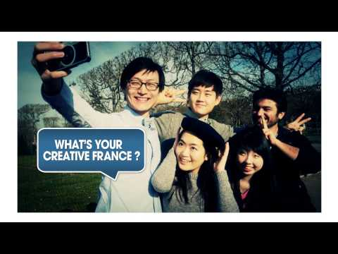 The French Experience - What's your creative France?