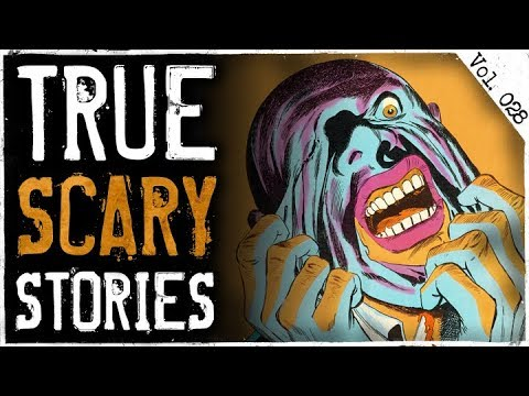 The Crazy Man On My Patio | 10 True Scary Horror Stories From Reddit (Vol. 28)