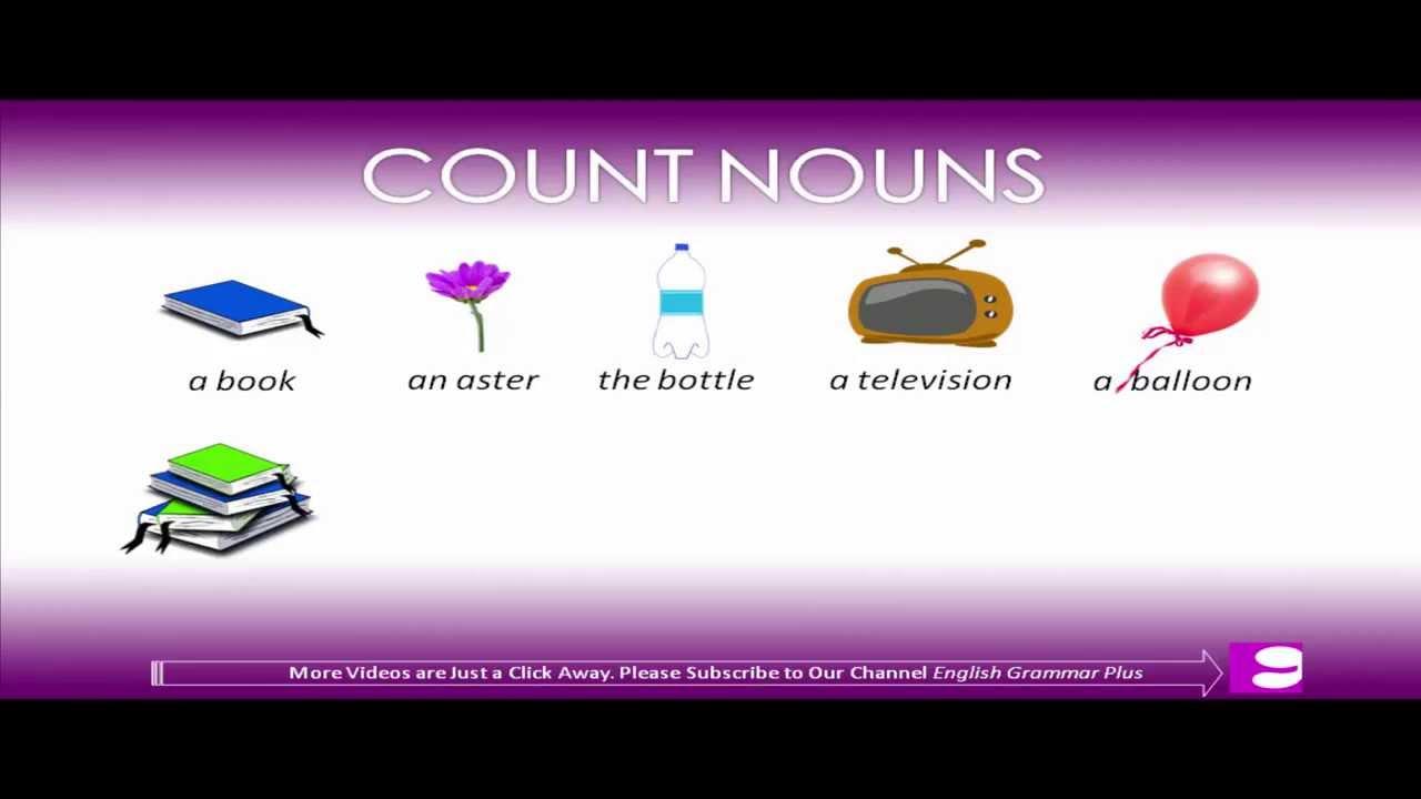 On count nouns and mass nouns julie tetel andresen: julie tetel.