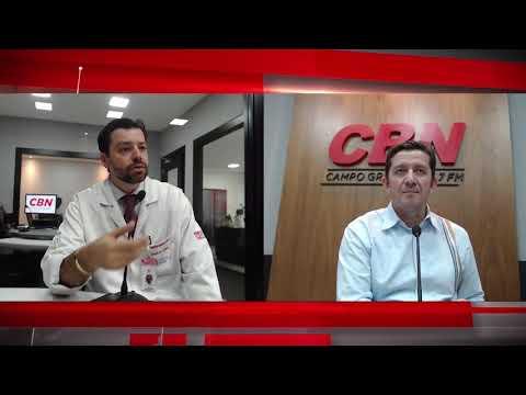 Entrevista CBN Campo Grande: Fabrício Colacino