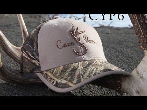 Gorras Caza Y Pesca - YouTube de946ca0814