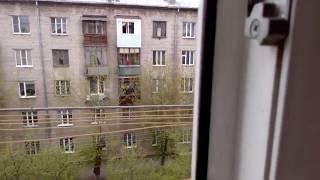 Падение пьяной бабы в Барнауле