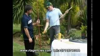DCP Dynamic cone penetrometer soil testing device RT Agencies Model Part 2