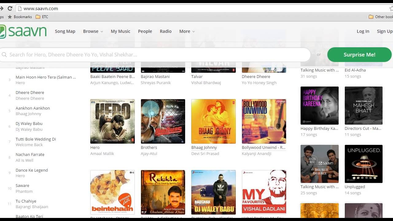 How to Download Saavn Music