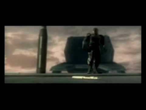 Metal Gear Solid 4 Snake Tribute (I Will Not Bow) (Breaking Benjamin)