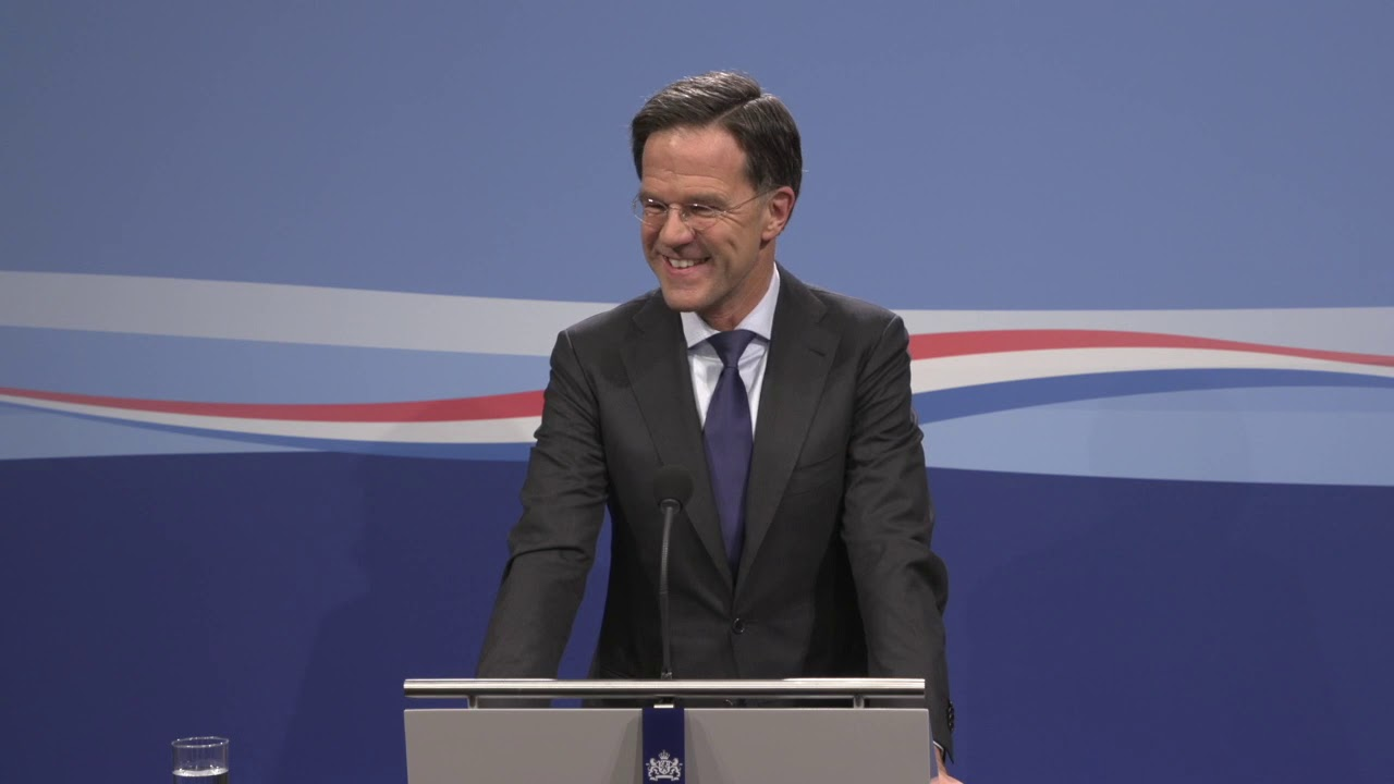 Integrale Persconferentie MP Rutte Van 31 Januari 2020