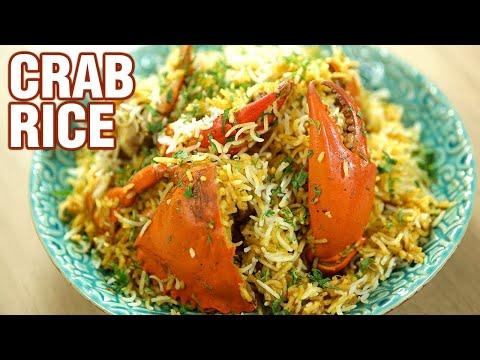 Big Crab Biryani Prepared By Muslim Brother In Village Style || Food Wala
