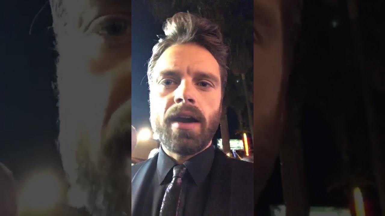 Sebastian Stan Instagram
