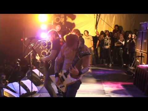 Mastodon LIVE Scion Festival 2009 Atlanta GA 3 cam