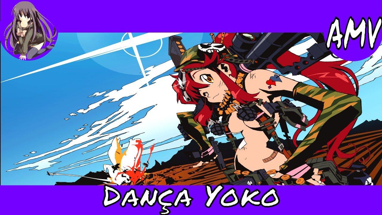 [A4TW] AMV | Dança Yoko (Hardstyle)(Techno)(Dance)(Gurren Lagann)