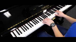 The Beatles - Yesterday Piano Cover