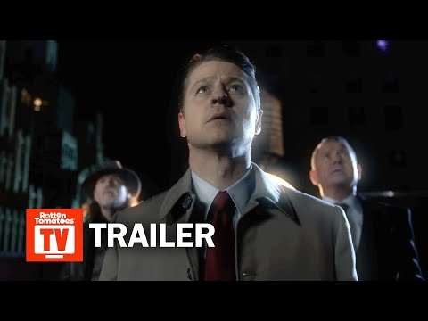 Gotham S05E12 Series Finale Trailer | 'The Beginning...' | Rotten Tomatoes TV