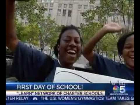 LEARN Charter Back to School - NBC-5 Coverage
