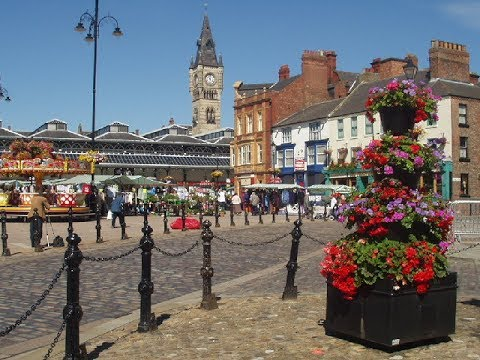 Places to see in ( Darlington - UK )