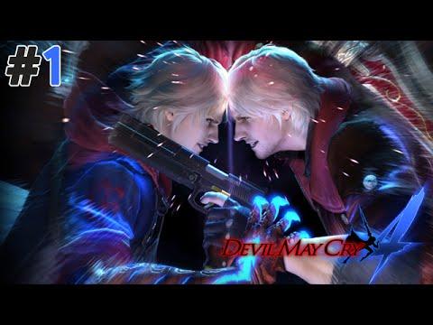 Devil May Cry 4 - Başlıyoruz - Bölüm 1 thumbnail