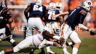 Alexis Johnson Jr. -Tennessee Highlights